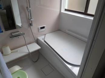 あったかいお風呂、お掃除も簡単